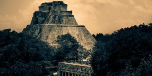 Uxmal By Lee